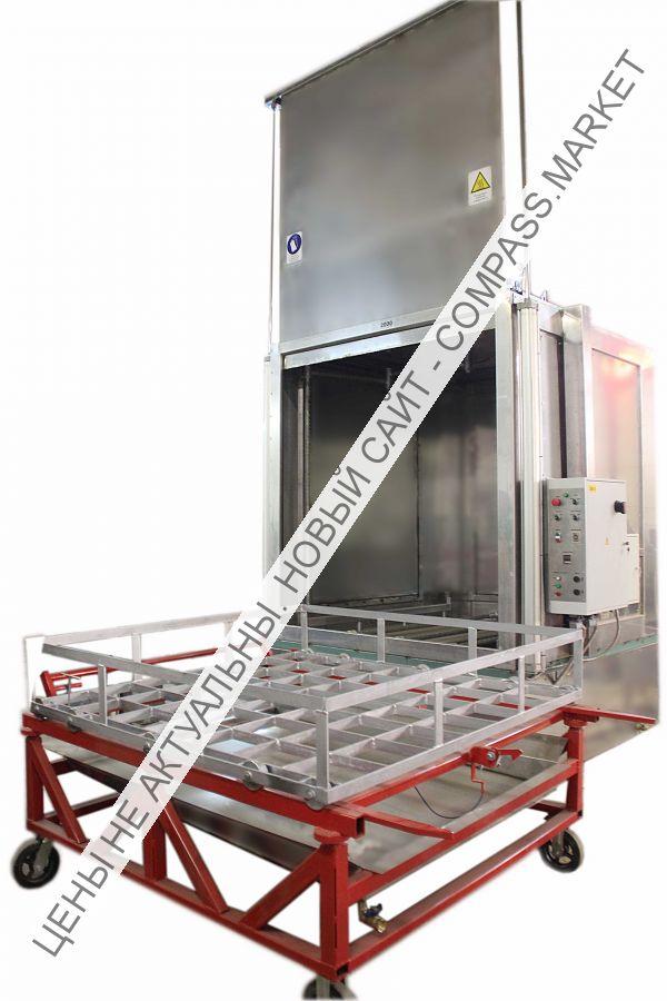 Автоматическая промывочная установка ПМ, Моторные Технологии (Россия)