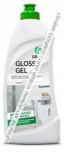 Чистящее средство для удаления известкового налета и ржавчины «Gloss gel» 0,5л.