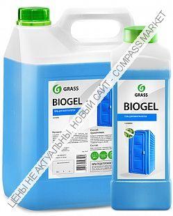 Гель для биотуалетов «Biogel» 1л.