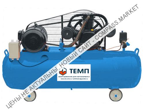 Компрессор поршневой ТЕМП TC500LA800