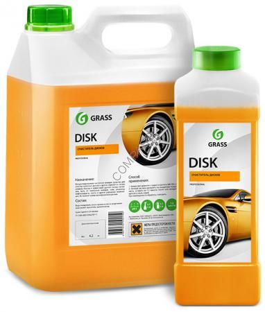 Средство для очистки дисков Disk 0,5л; 1л; 6кг.
