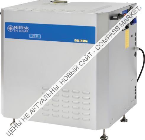 Стационарный аппарат высокого давления с дизельным нагревом воды NILFISK SH SOLAR D